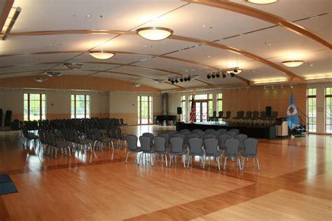 Rec Room Floor Plans by Stacy C Sherwood Community Center City Of Fairfax Va