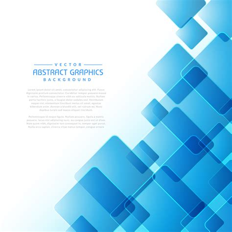 abstract blue background abstract background with blue square shapes