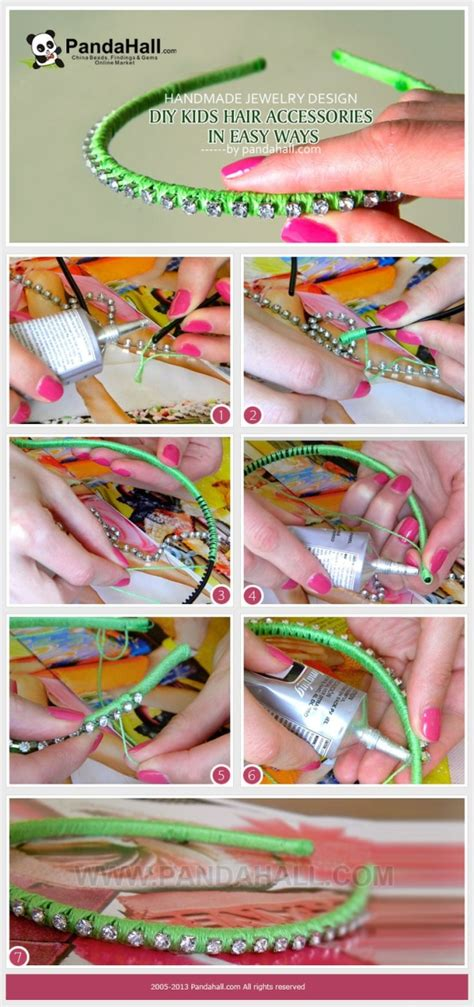 handmade jewelry design easy ways to make diy hair