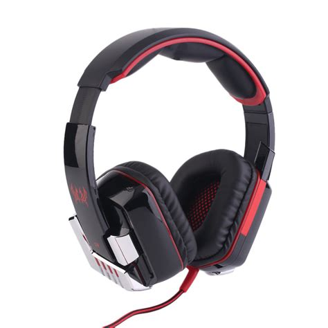 most comfortable gaming headphones comfortable kotion each stereo gaming headset pc with mic