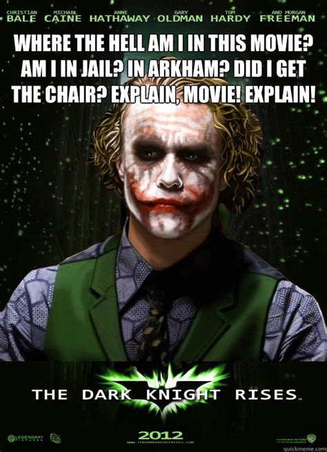 joker batman know your meme