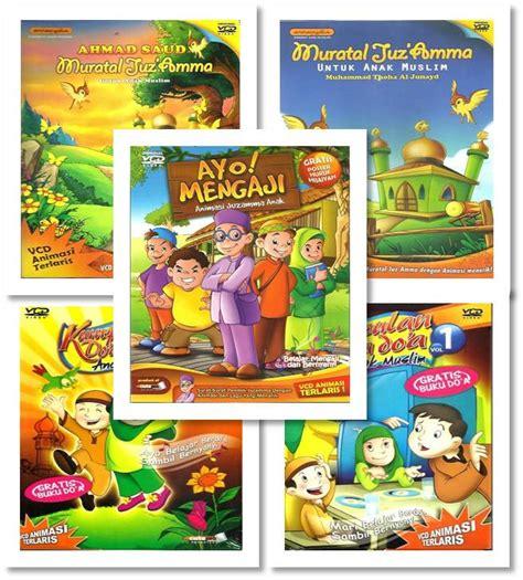 film islami untuk anak belajar mengaji dan doa untuk anak pondok islami