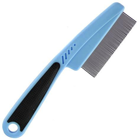 comb forward haircoat pet touch ultra fine flea remover dog cat comb metal teeth