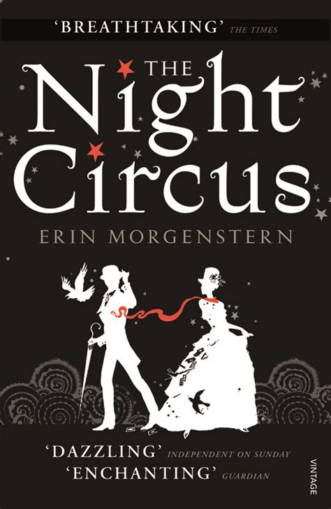 themes in the book night project read and review the night circus by erin morgenstern