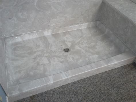marble shower floor concluding tips for cultured marble shower pan
