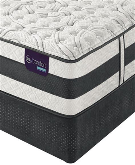 advanced comfort mattress reviews serta icomfort hybrid recognition 13 5 quot extra firm