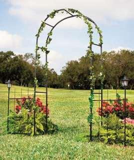 Garden Arch With Lights Garden Arch Uk On Popscreen