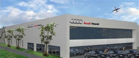 audi hawaii audi hawaii is conveniently located near the airport