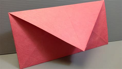 Origami Rectangular Paper - origami envelope with rectangle paper 28 images