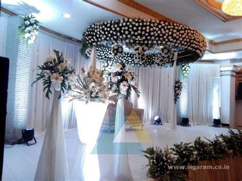 Sakthi   Suriya Wedding Event Decoration @ Le Royal Park