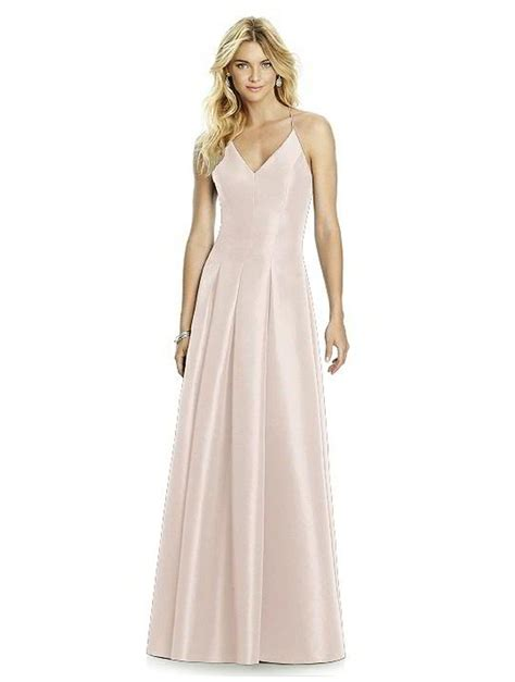 Bridesmaid Dresses Dessy - dessy 6767 bridesmaid gown
