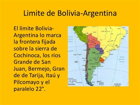 los limites de la trabajo practico geografia limites argentina bolivia actualizado