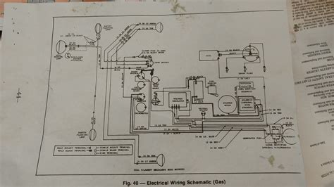 mf 135 gas wiring diagram wiring diagrams