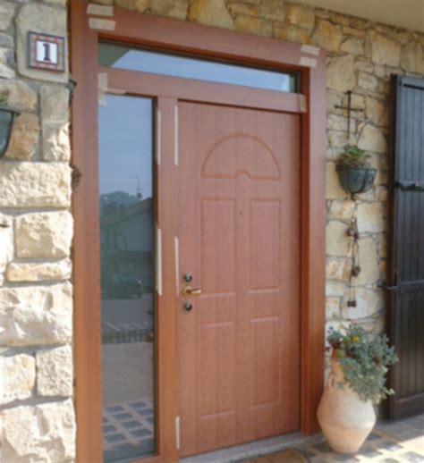 porte in legno da esterno preventivo porte esterno pvc habitissimo