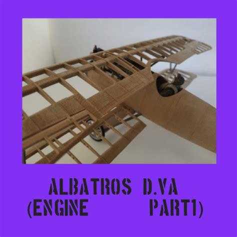 stl file albatross dva part   print model cults
