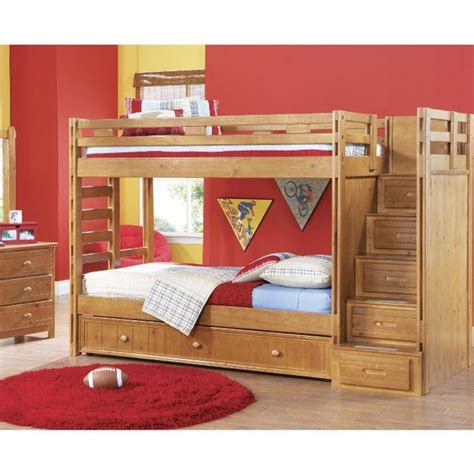 Bunk Bed With Swing Storage Stairs For The Playhouse Loft Bed How To Build It Yourself Way To Be Crafty