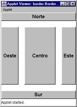 layout java en español los gestores flowlayout borderlayout y gridlayout