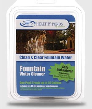 duncraft com refillable fountain water cleaner