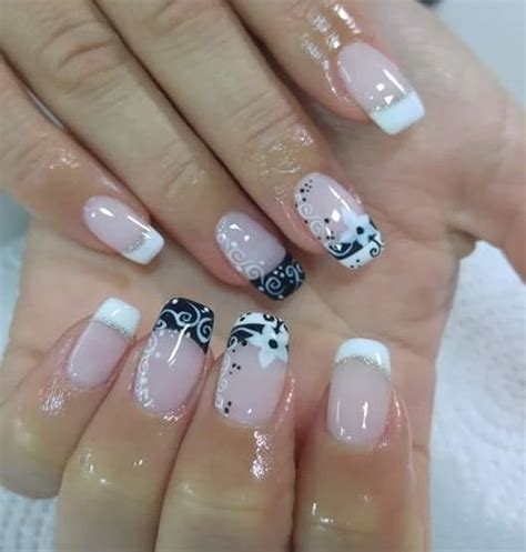 Amazing Nail Designs by 130 Beautiful Nail Designs Just For You