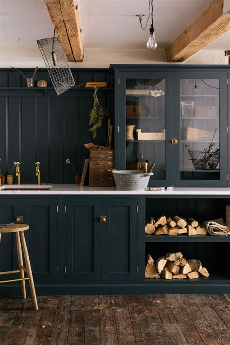 cosy winter vibes   beautiful shaker pantry painted