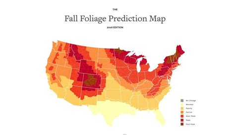 fall colors map best fall color near knoxville