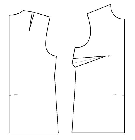 html basic pattern flekka challenge week 1 tank top simple a line pattern