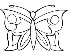 butterfly kids free coloring pages on art coloring pages
