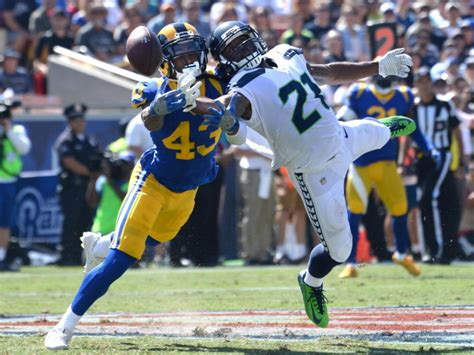 rams highlights highlights from la rams vs seattle seahawks