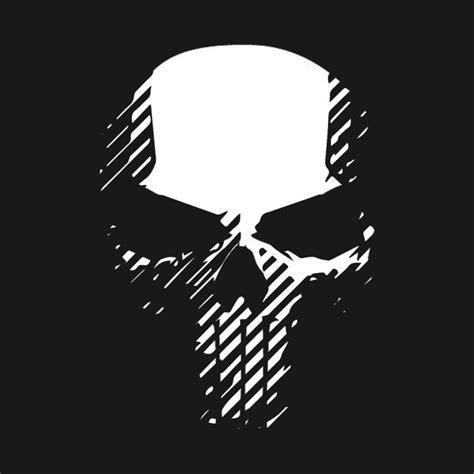 ghost recon punisher mashup white punisher skull t