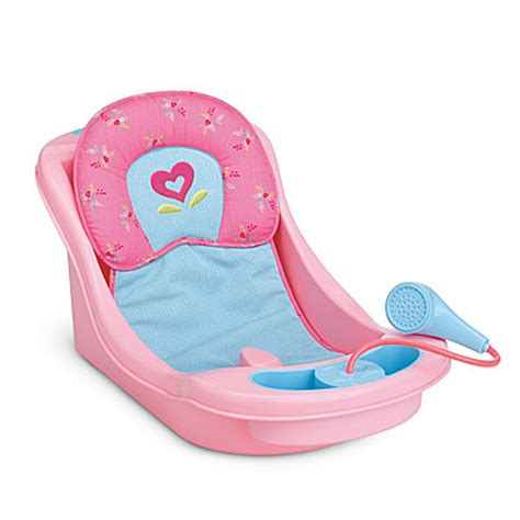 bitty baby bathtub baby s bathtub american girl wiki