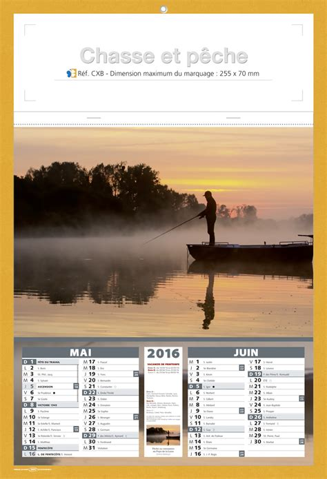 Calendrier Chasse Calendriers Publicitaires Chasse P 232 Che