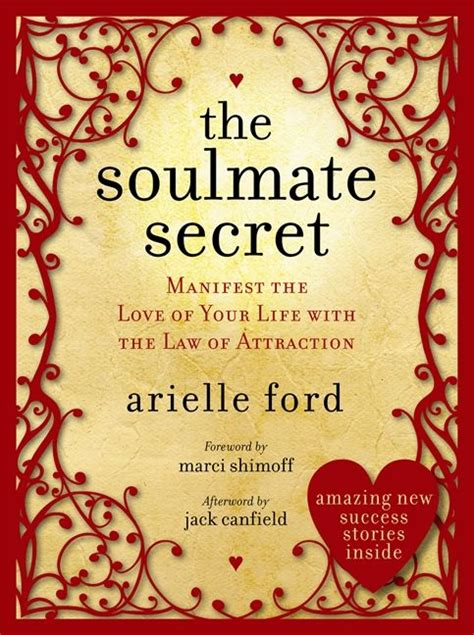 The Soulmate Secret the soulmate secret arielle ford paperback