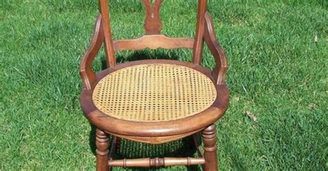 How To Recane A Chair by Recane This Chair Recaning Chairs