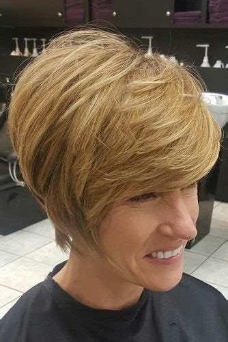 absolutely perfect short haircuts  older women