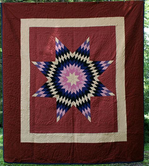 Amish Lone Quilt by Quilts Amish Loft