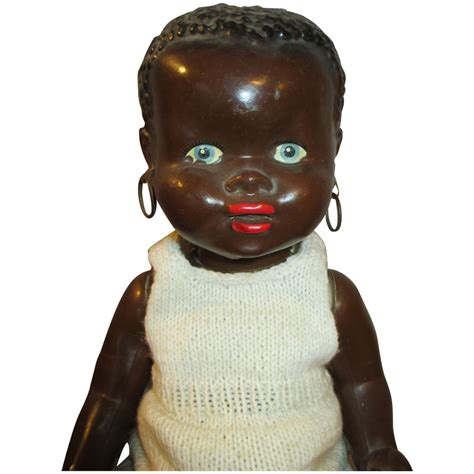 black doll 1940 dolls and black history month ruby