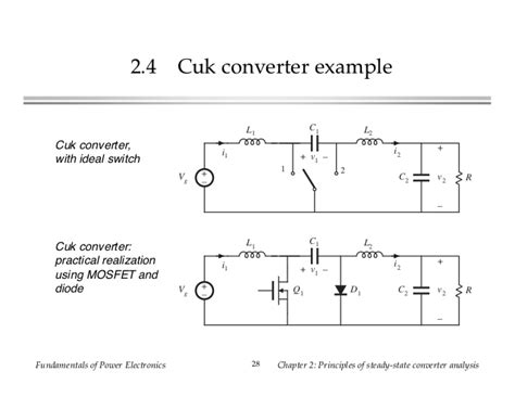 Cuk T Switch chapter 02
