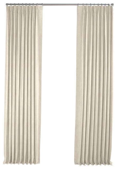 Gold Shimmer Curtains Gold And White Shimmer Linen Pleated Curtain Single Panel Transitional Curtains By Loom Decor