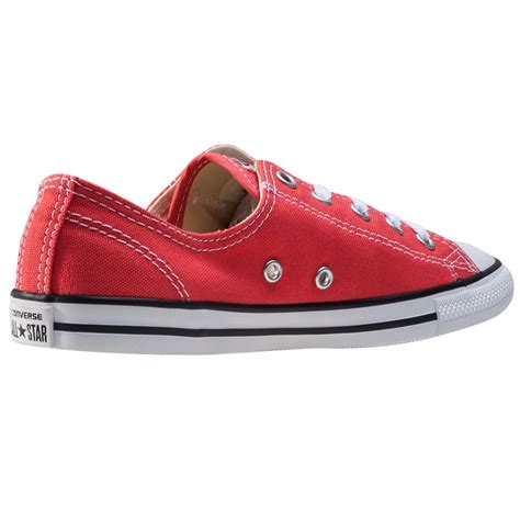 Converse Dainty Ox Weiß by Converse Ctas Dainty Ox Womens Trainers In