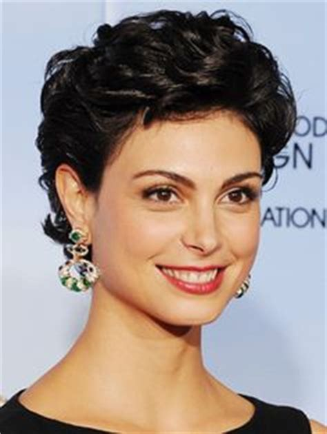 curly haircuts vancouver morena baccarin quot deadpool quot set candids in vancouver