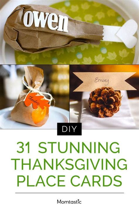 thanksgiving table name cards 1000 ideas about thanksgiving place cards on