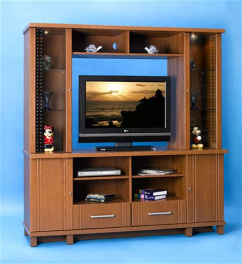 home interior design design of wooden tv table