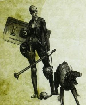 barbaretta warhammer  lexicanum