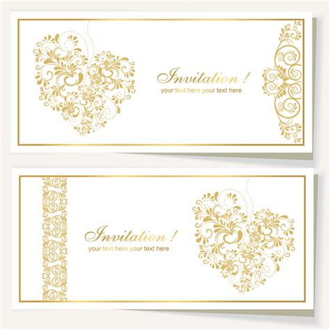Wedding Card Gst Rate by Invitation Vector Gallery Invitation Sle And