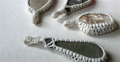 Macrame Styles - ecocrafta macrame macrame wrapping lace style