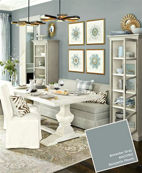Dining Room Color Design Ideas Paint Colors From Ballard Designs Winter 2016 Catalog