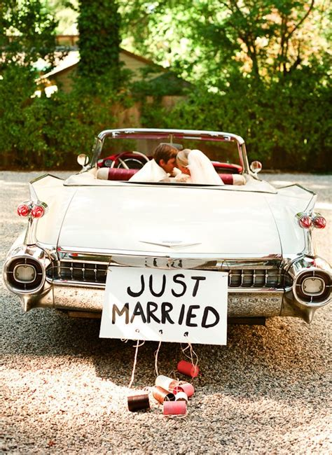Just Married Auto by 25 Best Ideas About Just Married Car On Just