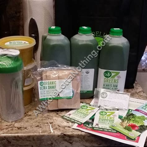 Detox Organics Discount by Chef V S 3 Day Cleanse 55 Discount Code