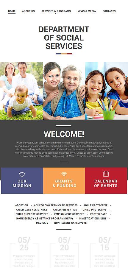 Society Culture Website Template 55077 Templates Com Society Website Templates Free