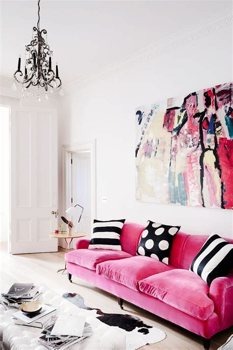 25 best ideas about pink living rooms on pink